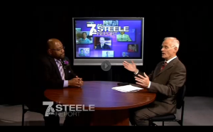 Jon Narcisse on KWWL Ron Steele Show